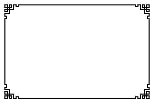 ppt 背景 背景图片 边框 模板 设计 相框 500_333
