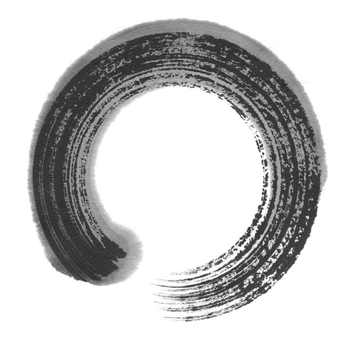 古风圆圈图素材