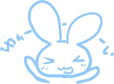 兔子q版动漫人物萌图