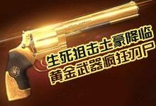 圣光解说:316把黄金武器!刀僵尸?
