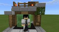 创意工坊 制作一个史莱姆城门