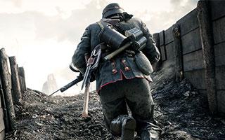 战地1:我的主武器居然是把手枪?