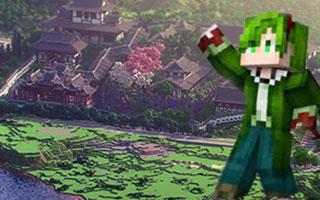 我的世界恐龙时代2:霸占别墅!